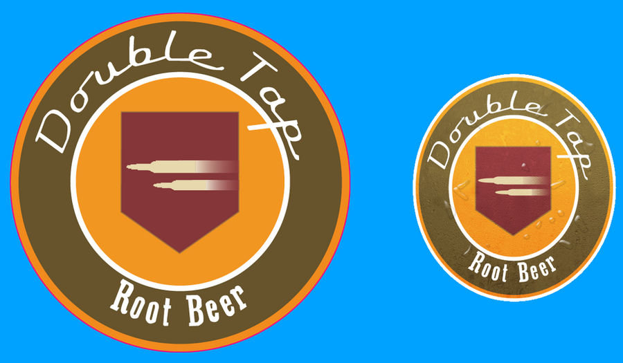 Double Tap Root Beer by Zj4014 on DeviantArt