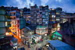 Kalimpong, Blue Hour