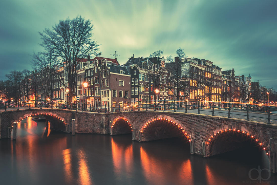Amsterdam by Dapicture