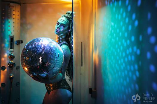 Glitter Shower II