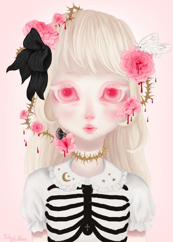 Roses by milki-way
