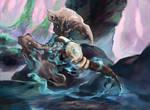 Bone Dragon axe 6wip