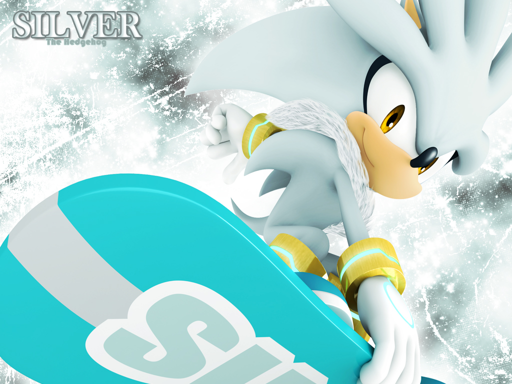 Silver Wallpaper 2 by NoNamepje
