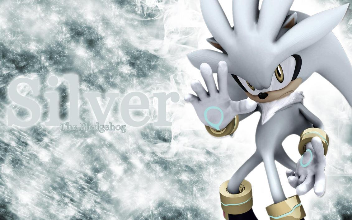 Silver Wallpaper 3 Request By NoNamepje