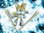 Tails Wallpaper 2