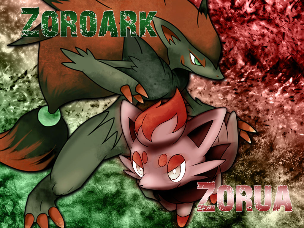 Zoroark Wallpaper 38356 Loadtve
