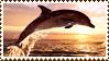 Dolphin Stamp by NoNamepje