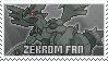 Zekrom Stamp by NoNamepje