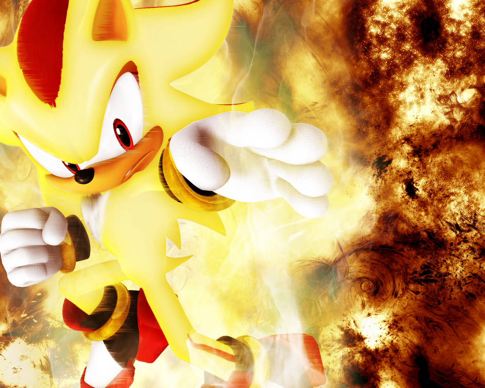 Super Shadow Wallpaper By NoNamepje