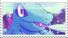 Totodile Stamp by NoNamepje