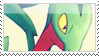 Grovyle Stamp