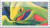 Grovyle Stamp 2 by NoNamepje
