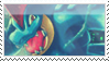 Feraligatr Stamp by NoNamepje