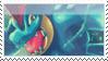 Feraligatr Stamp by NoNamepje
