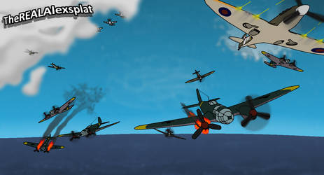 Battle of Britain by TheBaz1