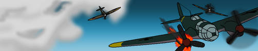 Battle of Britain YouTube banner by TheBaz1
