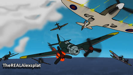 Pivot World War II 9 - Battle of Britain thumbnail by TheBaz1