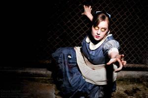 Little Sister I by Samii-Doll
