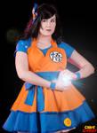 Girl Goku!