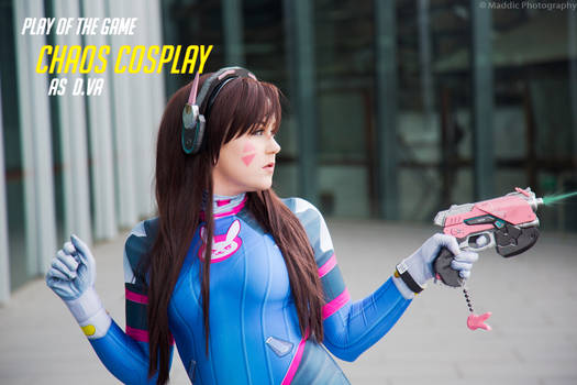 D.Va - Play of the Game