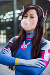 D.Va - Is this easy mode?