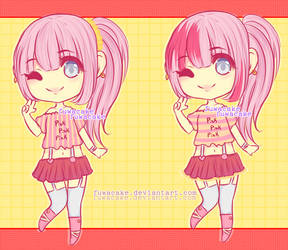 OPEN -  PINK And Cute adopt