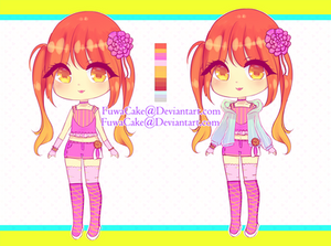 [OPEN] Cute Pink Adopt 400points