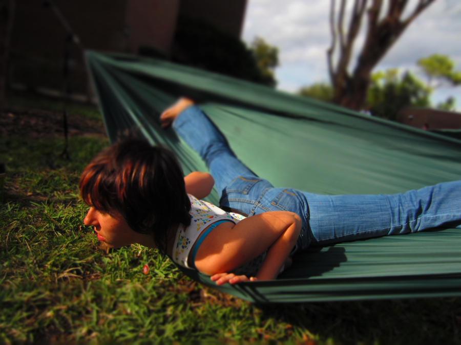 Hammock Relaxation by psychokitsune