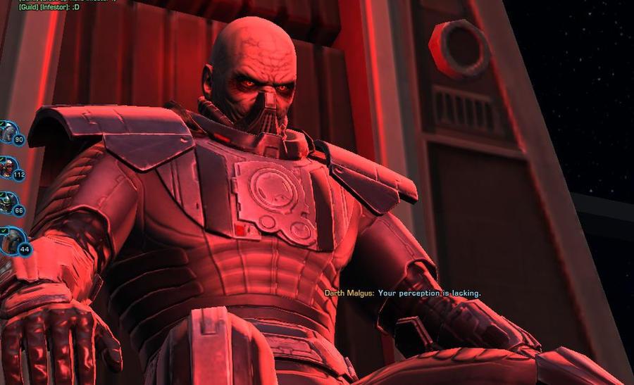 Emperor Malgus by CaptainRegor