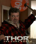 Thor: The Dark World (of the Almighty Johnsons)