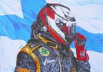 Kimi Raikkonen Lotus