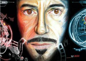 Robert Downey Jr.-Tony Stark