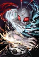 Kamen Rider Super-1 by whistlerx