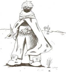 Desert Traveler 1