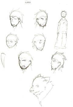 Lobo sketches
