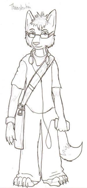 Thanshuhai drawing
