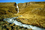 Waterfall and River 1