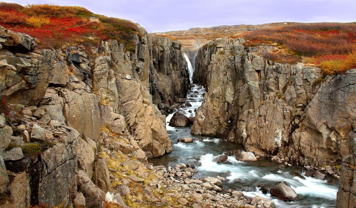 Autumn Falls by ragnaice