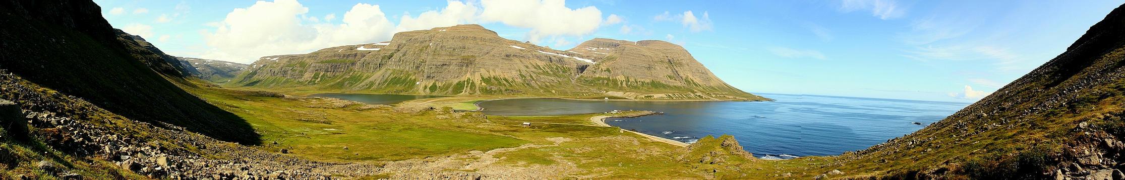 Panorama 26: Kaldbaksvik by ragnaice