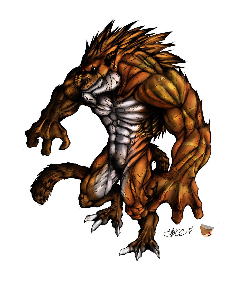 Werebear Transformation