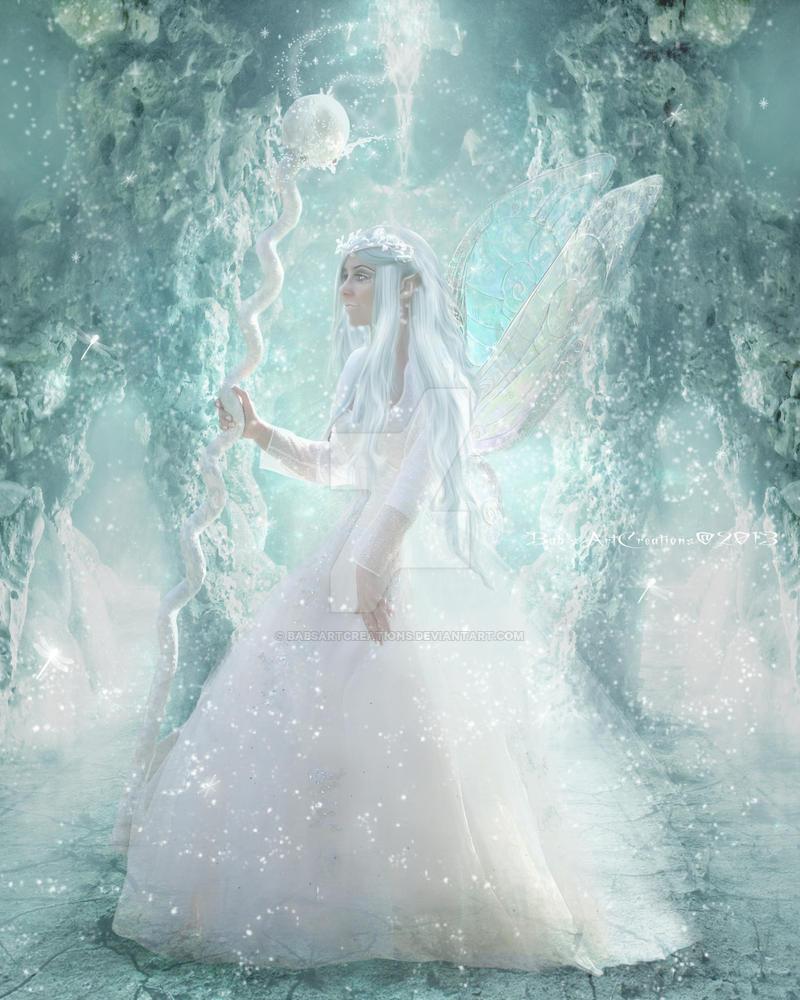 fairy garden white wallpaper - photo #46