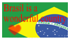 Brazil is a wonderful Country by Liffit