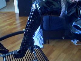 MY PVC-CLAD LEG