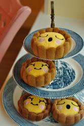 Eggtarts by Cutesypoo