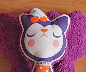 Cherry Kitty by Cutesypoo