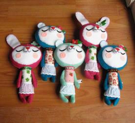 Cutesypoo Plush by Cutesypoo