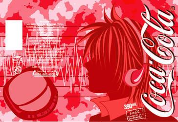 Coca cola design by yingmub