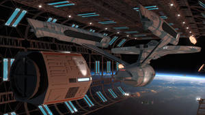 Enterprise welcomes you. Prepare for docking. #3