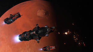 Martian Patrol by Cannikin1701