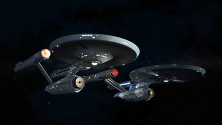 Star Trek 1966 and 2019